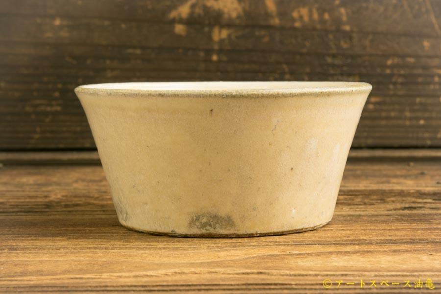 画像1: 八木橋昇「黄化粧 4寸深鉢」