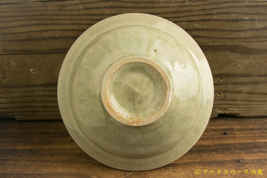 画像4: 八木橋昇「灰ビードロ リム鉢5寸」
