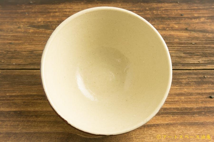 画像3: 八木橋昇「赤つち 4寸ボウル」