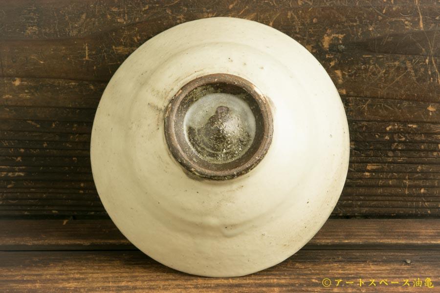 画像4: 八木橋昇「粉引き 茶漬け碗」