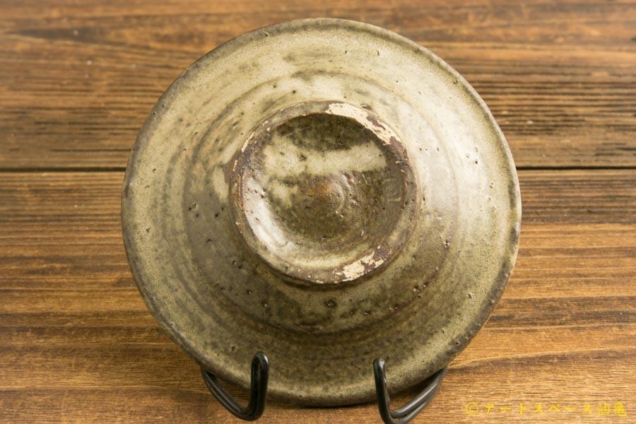 画像3: 八木橋昇 「茶粉引 みちかけ皿」