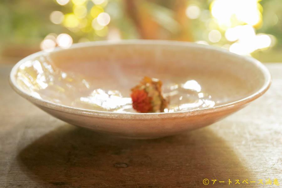画像4: 八木橋昇 黄化粧 7寸浅鉢