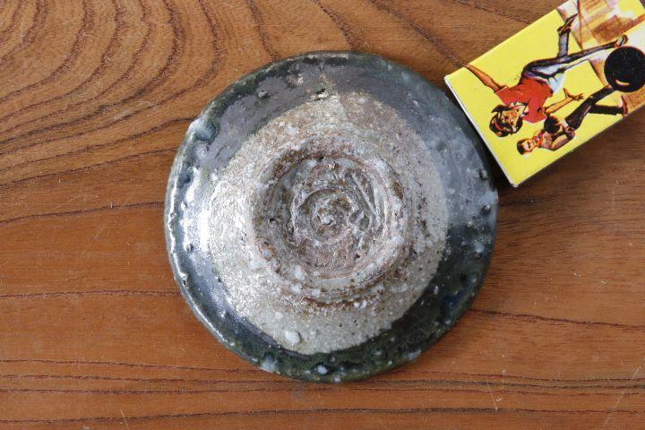 画像2: 山本泰三「信古灰青彩豆皿」
