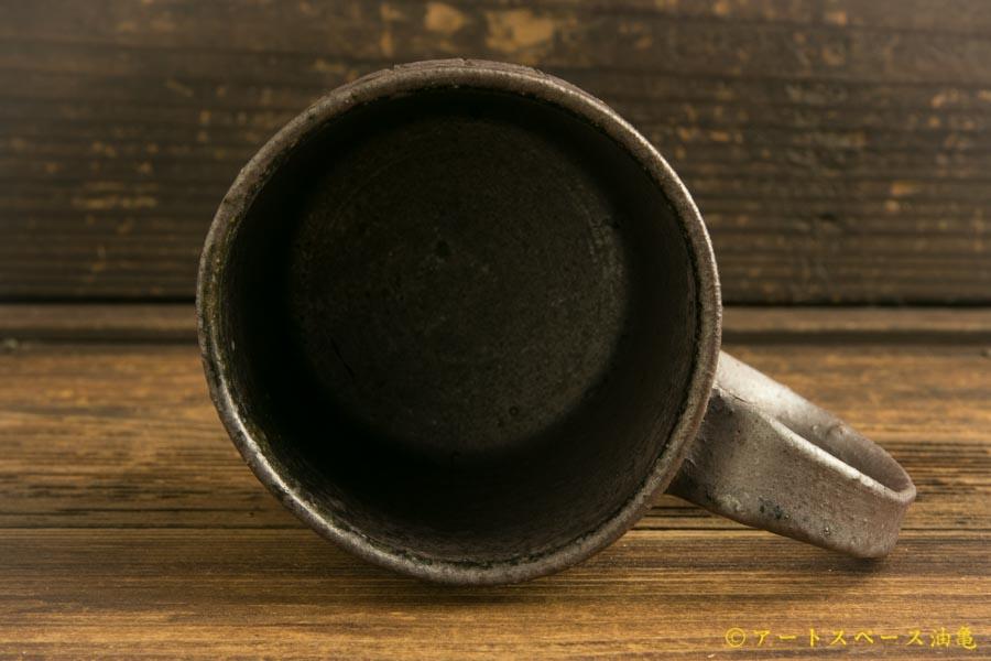 画像3: 山本泰三「野鉄釉線文 マグカップ」