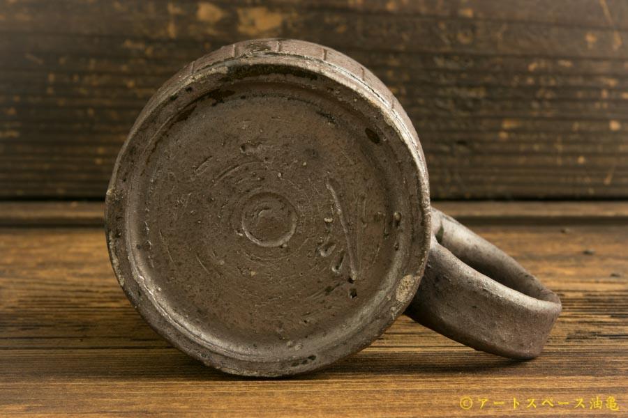 画像5: 山本泰三「野鉄釉線文 マグカップ」