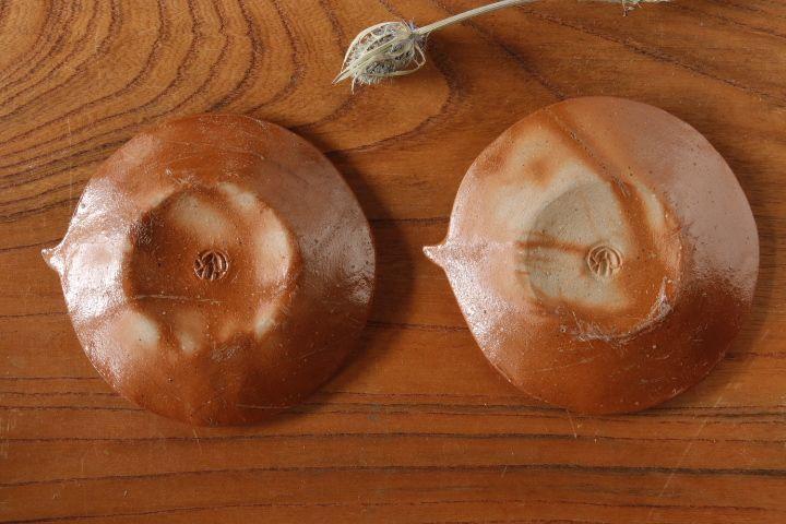 画像2: 山村 富貴子「備前 yummy豆皿」