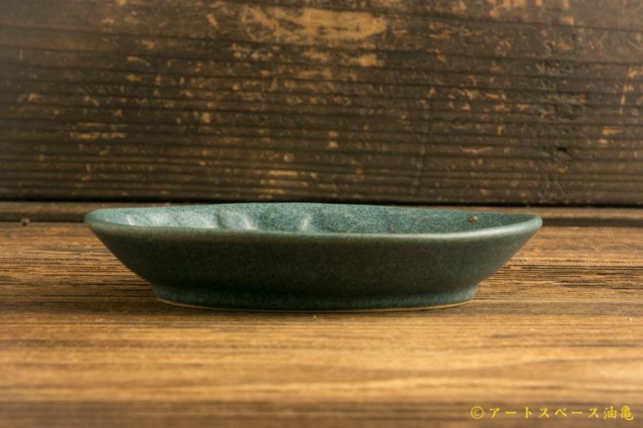 画像3: 山下 透「葉と実 楕円小皿」