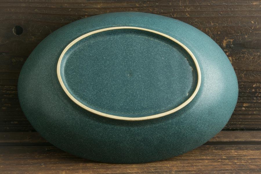 画像4: 山下 透「葉と実 楕円鉢」