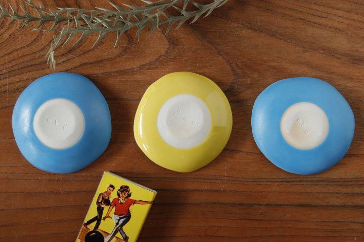 画像3: 柳忠義「丸イッチンカラフル 豆皿」