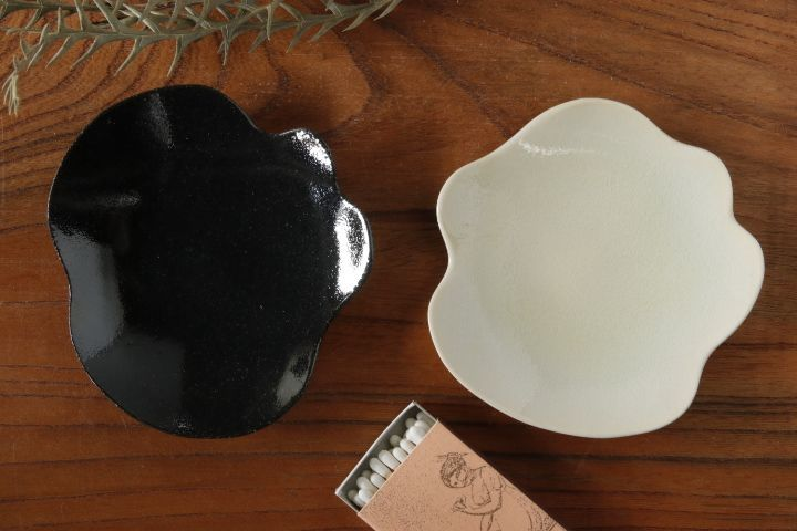 画像1: 柳忠義「イロイロ 豆皿」