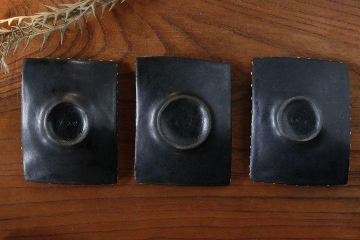 画像3: 柳忠義「角イッチンカラフル 豆皿」