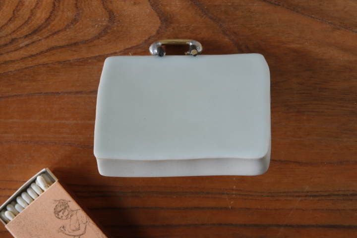 画像3: 柳忠義「半磁 板皿」