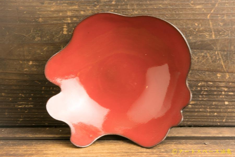 画像1: 柳忠義「ふちなみなみ カレー鉢」