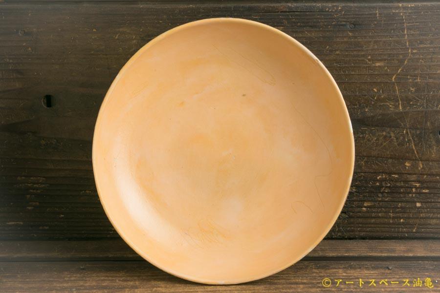 画像1: 矢尾板克則「色化粧 浅鉢」