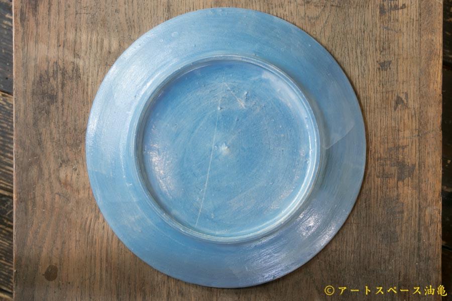 画像4: 矢尾板克則 色絵リム皿