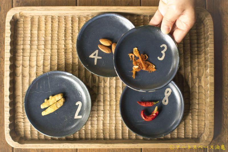画像1: 矢尾板克則「数字の小皿」