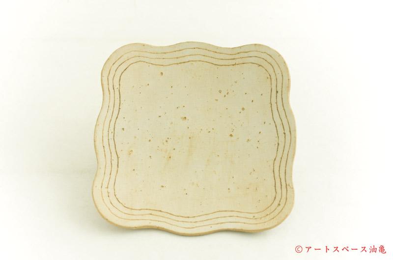 画像2: 矢尾板克則「漆変形皿」
