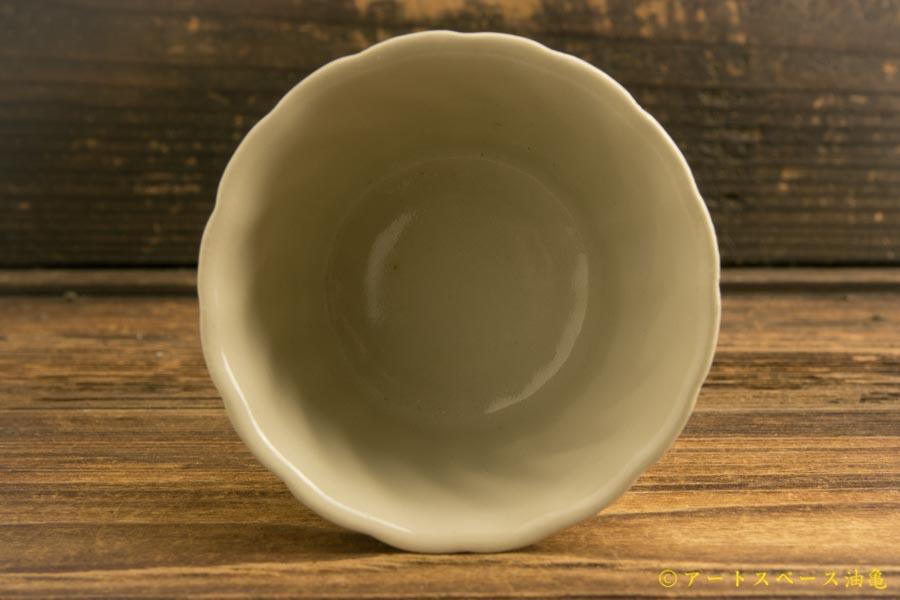 画像3: ヨシノヒトシ「白瓷ゴブレット」