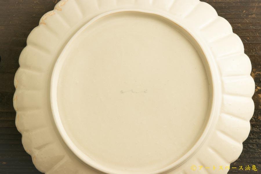 画像4: よしのちはる「夜空のインドカレー皿」