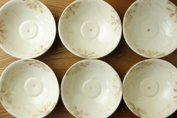 画像1: よしのちはる「菊紋取鉢」【アソート作品】