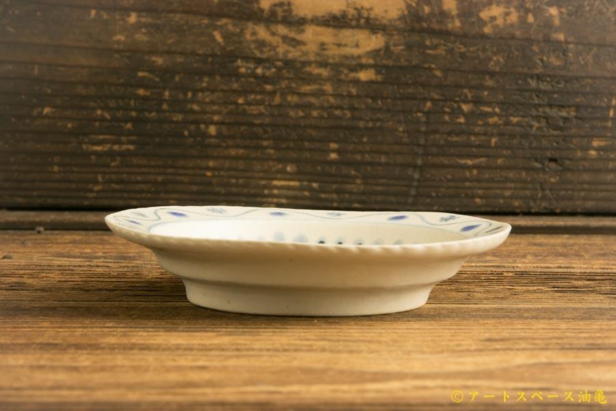 画像3: よしのちはる「魚 四寸壁掛け皿」