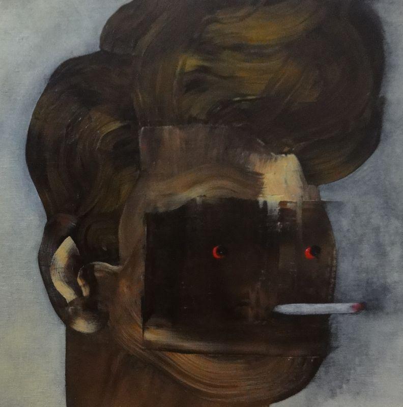 画像1: 吉行鮎子「煙にまく」