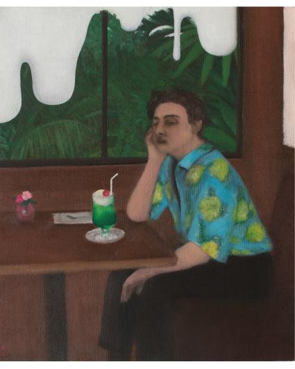 画像1: 吉行鮎子「cream soda の夢」