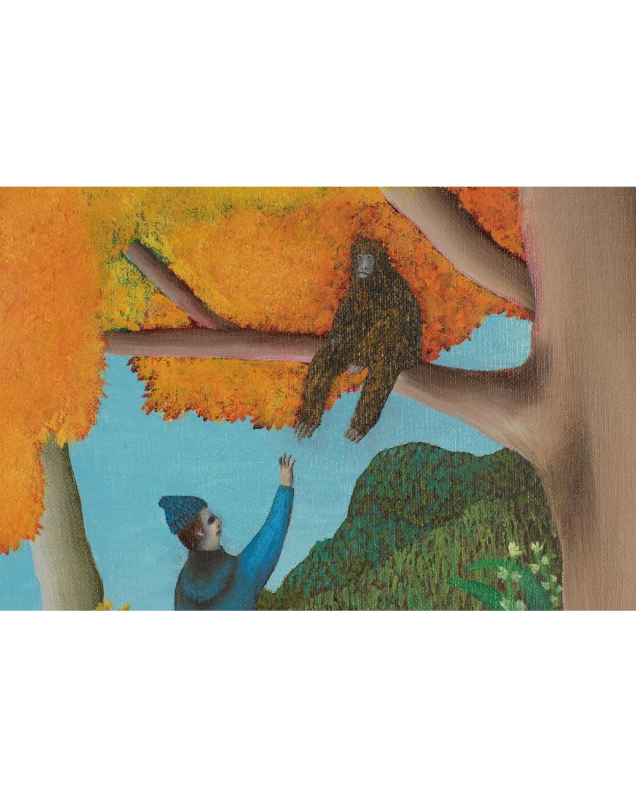 画像4: 吉行鮎子「秋ですね」