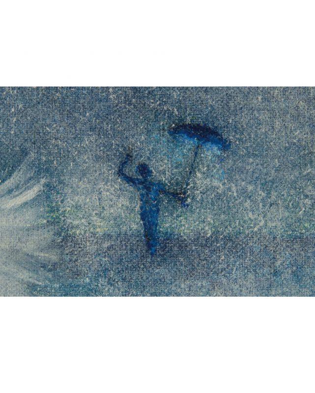 画像3: 吉行鮎子「白昼夢の記憶<1>」