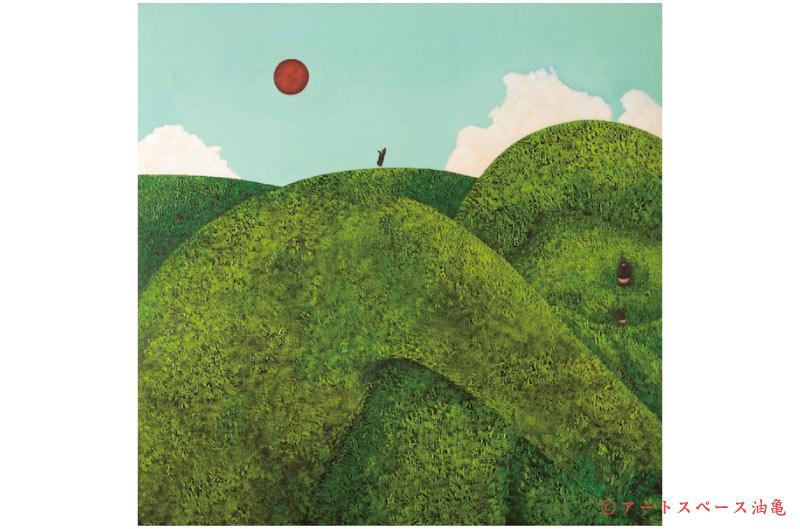 画像1: 吉行鮎子「芝生に包まれ、抱きとめられ、閉じ込められている」